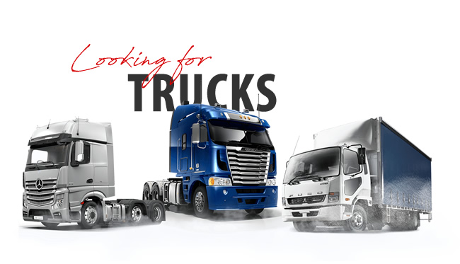 stock trucks, Machinery, Tractors, Trailers, semi-trailers export Africa best prices