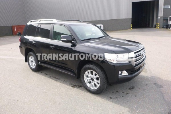 Toyota land cruiser 200 v8 station wagon vx8 limited plus 4.5l turbo diesel automatique