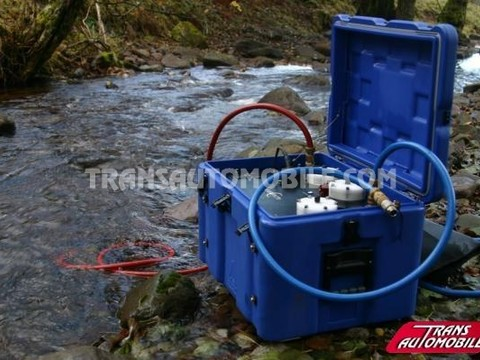 Wananchi Séon UV 420 liters/hour