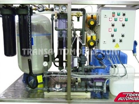Clean Water Automatique 1.000 liters/hour