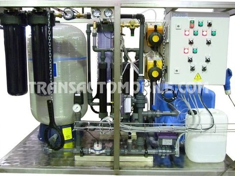 Clean Water Automatique 3.000 liters/hour