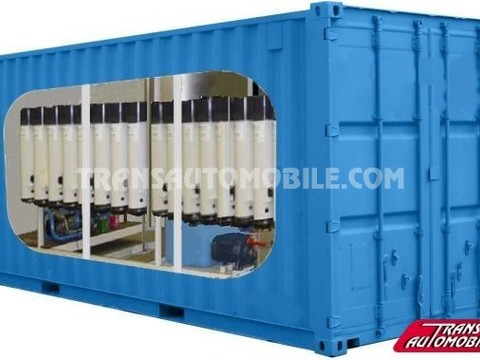 Clean Water Station 100.000 liters/hour