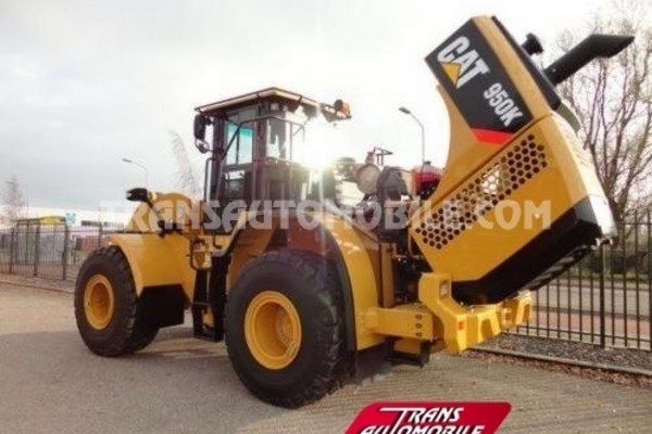 Caterpillar 950k diesel automatique