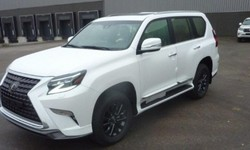 Best price - Lexus GX 460