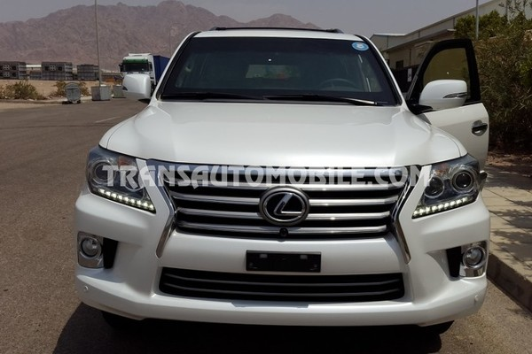 Lexus lx 570 premium blindÉ/armored b6 5.7l essence automatique blindé