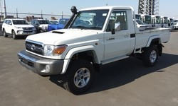 Best price - Toyota Land cruiser 79   RHD