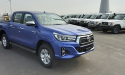 Best price - Toyota Hilux / Revo Pick up double cabin  RHD