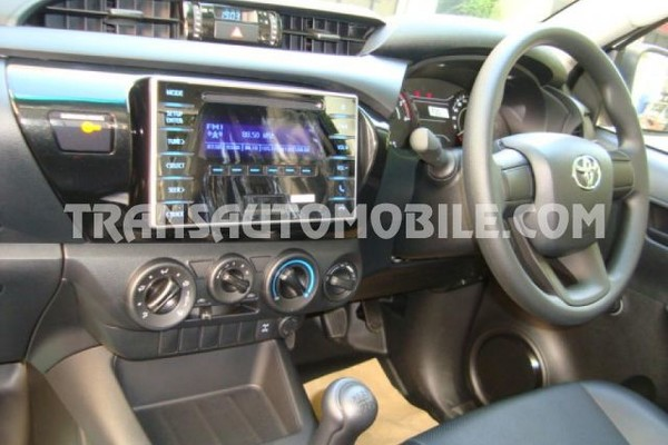 Toyota  hilux/revo pickup single cab j 2.8l turbo diesel