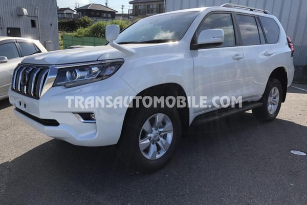 Toyota land cruiser prado 150 tx 2.7l essence automatique rhd