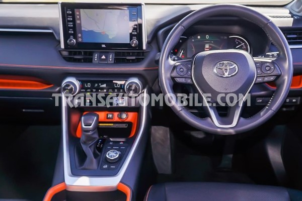 Toyota rav-4 2.5l essence automatique rhd 4x4