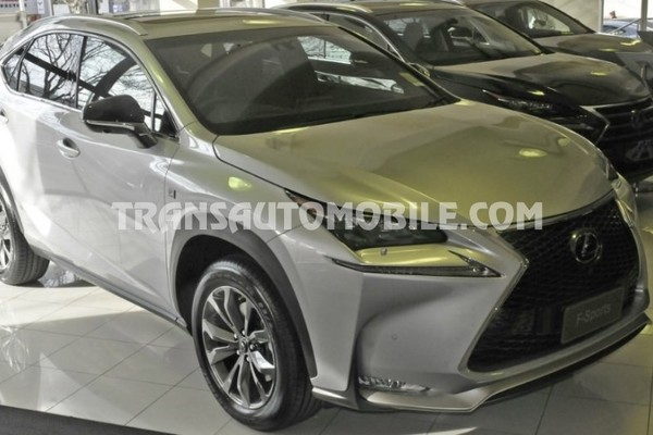 Lexus nx 300 2.0l essence automatique rhd