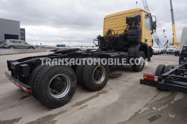 Mercedes benz 3350 actros diesel automatique