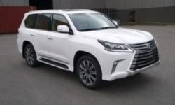 Best price - Lexus LX 570   RHD