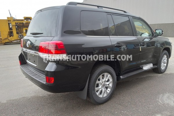 Toyota land cruiser 200 v8 station wagon 4.6l essence automatique rhd