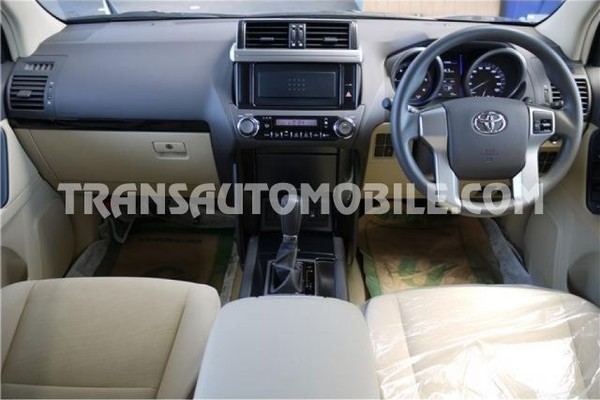 Toyota land cruiser prado 150 v6 vx 4.0l essence automatique rhd