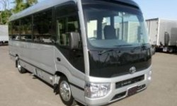 Best price - Toyota Coaster 29 seats  RHD
