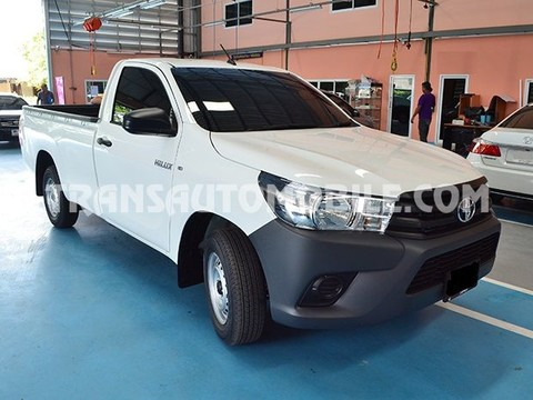 Toyota Hilux / Revo Pickup single Cab Turbo Diesel  - RHD