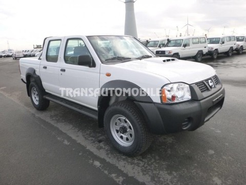 Nissan NP300 Hardbody DOUBLE CABINE Turbo Diesel Safety