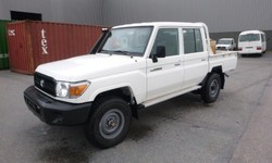 Best price - Toyota Land cruiser 79 Pick-up  RHD