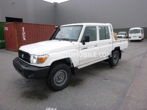Toyota Land Cruiser 79 Pick up Diesel HZJ 79 Double cabin  RHD