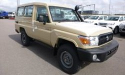 Best price - Toyota Land Cruiser 78 Metal top  RHD