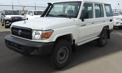 Best price - Toyota Land Cruiser 76 Station Wagon