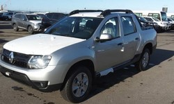 Best price - Renault Oroch Pick-up