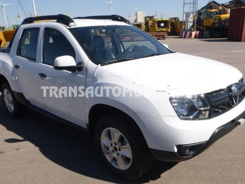 Renault Oroch Pick-up Benzin