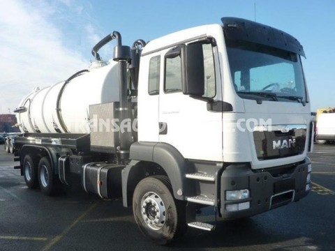 Man tgs33.400 bb   Diesel  TROPICAL  (Nouveau)