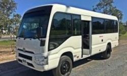 Best price - Toyota Coaster 23 SEATS