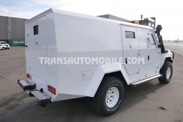 Toyota land cruiser 79 pick-up cash in transit  4.5l turbo diesel blindé rhd b6 armored