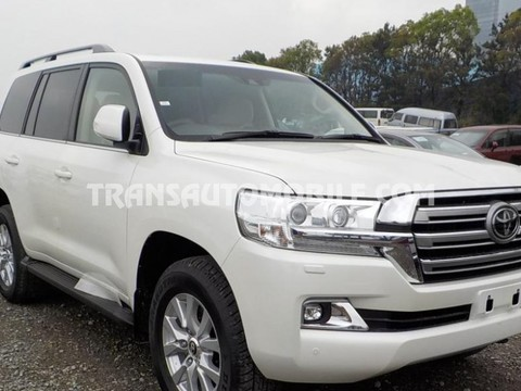Toyota Land Cruiser 200 V8 Station Wagon Petrol  - RHD