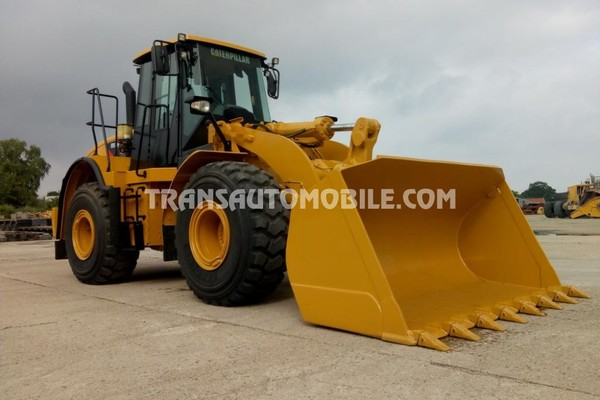 Caterpillar  950 h 7.2l diesel automatique