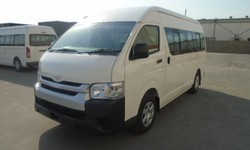 Best price - Toyota Hiace HIGH ROOF / TOIT HAUT  RHD