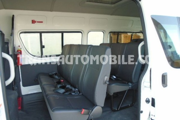 Toyota hiace high roof / toit haut 2.7l essence rhd