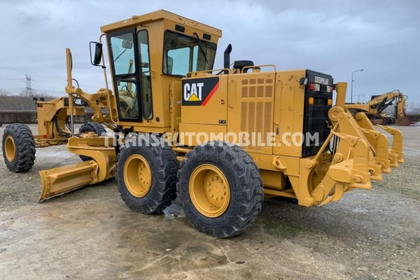 Caterpillar 140 k 7.2l diesel automatique