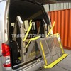 Toyota Hiace HIGH ROOF / TOIT HAUT Turbodiesel  Wheel chair/ disabled  (2020) RHD