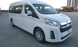 Best price - Toyota Hiace HIGH ROOF / TOIT HAUT