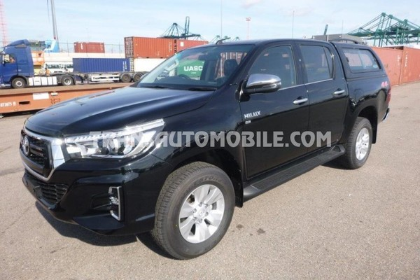 Toyota hilux / revo pick-up double cabin 4.0l essence automatique rhd full option