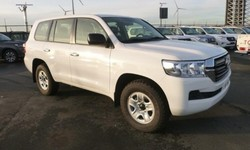 Best price - Toyota Land cruiser 200 V8 Station Wagon