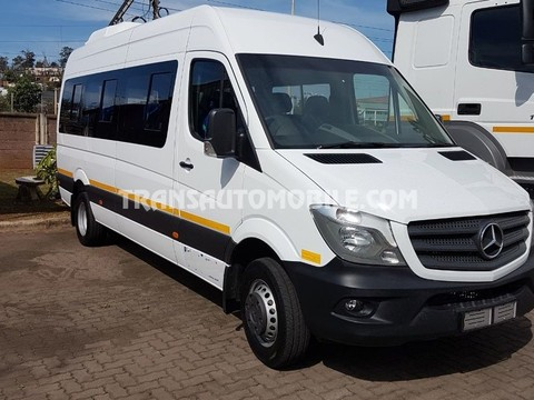 Mercedes Sprinter 516 Turbodiesel   RHD