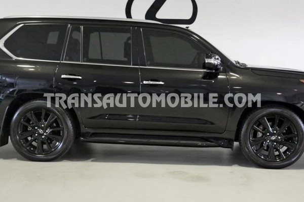 Lexus lx 570 supersport 5.7l essence automatique rhd