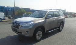 Best price - Toyota Land Cruiser Prado 150   RHD