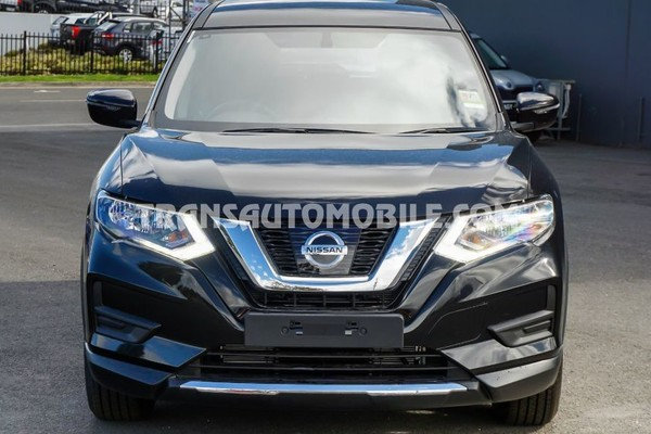 Nissan x-trail 2.5l essence automatique rhd 2.5 engine 7 seaters