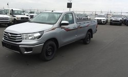 Best price - Toyota Hilux / Revo Pick-up single Cab