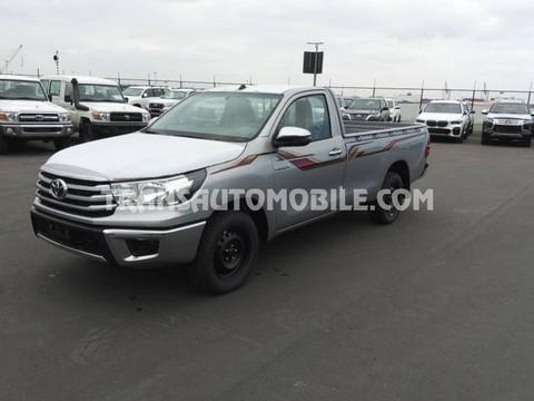 Toyota Hilux / Revo Pickup single Cab Turbo Diesel