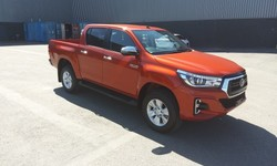 Best price - Toyota Hilux / Revo Pick-up double cabin  RHD