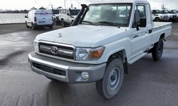 Best price - Toyota Land cruiser 79