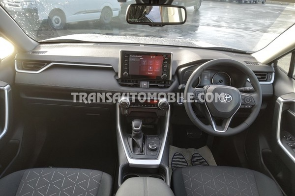 Toyota rav-4 2.5l essence automatique rhd 2021 awd