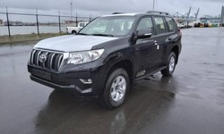 Best price - Toyota Land Cruiser Prado 150